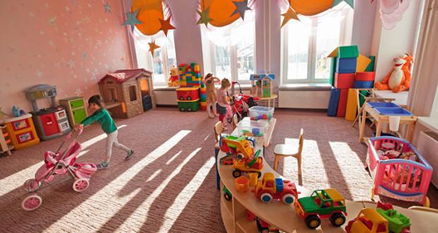 В новой Москве в 2017 г построят 12 детских садов