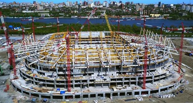 Стадион к ЧМ-2018 в Ростове будет немного отличаться от начального проекта — генподрядчик
