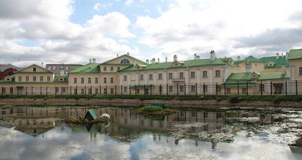 Архитектор предложил использовать опыт старых русских городов при развитии территории