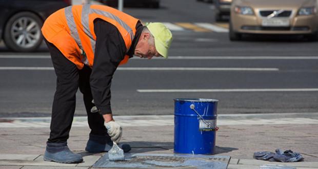 Коммунальные службы Москвы выполнили уже половину работ по уборке города после зимы