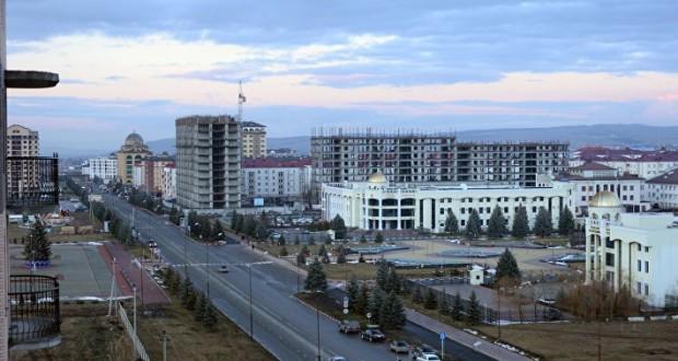 Три человека пострадали при обрушении строительных лесов в Ингушетии