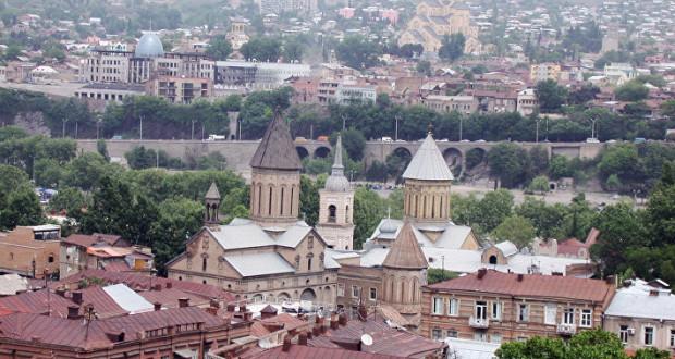 Власти Грузии намерены построить правительственный городок на окраине Тбилиси