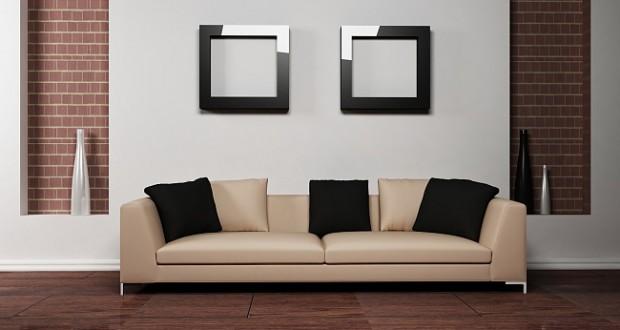 7 приемов, позволяющих визуально поднять потолок
