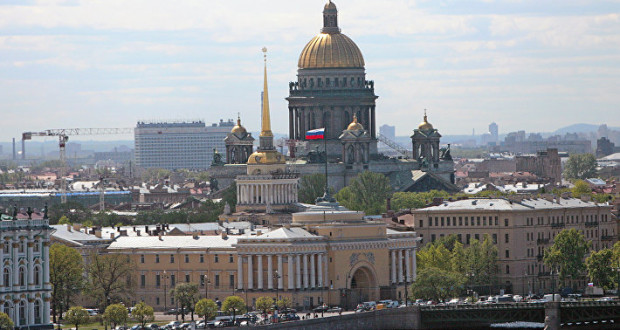 Власти Петербурга не получили официального обращения РПЦ о передаче Исаакиевского собора