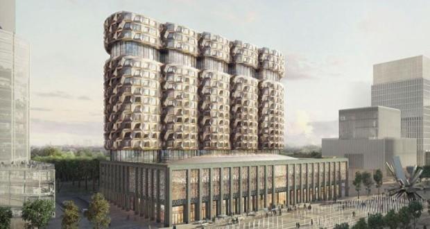 Власти Москвы согласовали архитектурное решение МФК на Центральном бульваре ЗИЛа