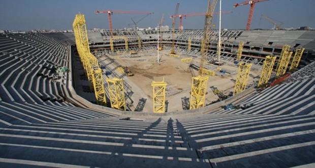 Обслуживание стадиона к ЧМ-2018 в Калининграде обойдется в 200-220 млн руб в год