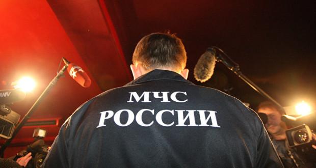 Четыре квартиры повреждены при крупном пожаре в многоэтажке в Москве — МЧС