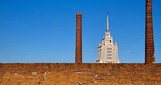 Власти Москвы планируют в 2017 г утвердить проекты планировок семи промзон