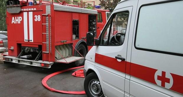 Собянин сообщил, что при пожаре в многоэтажном доме в Москве погиб один человек