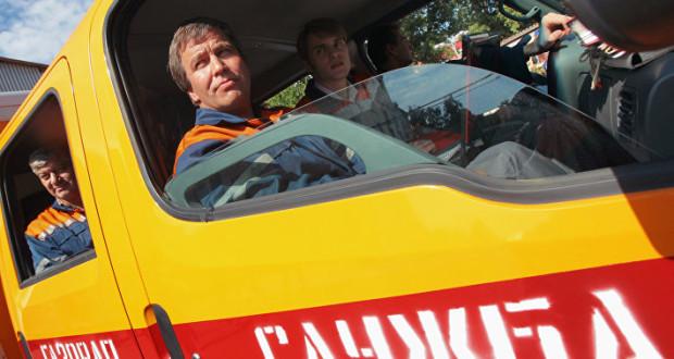 Взрыв бытового газа не является причиной пожара на северо-востоке Москвы – «Мосгаз»