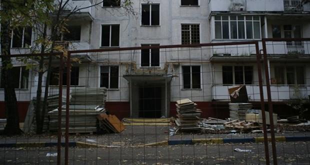Порядка 35 млн кв м жилья хотят построить для расселения пятиэтажек в Москве – СМИ