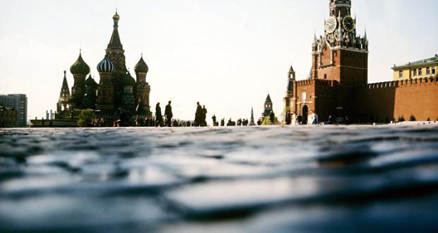 Красную площадь закрыли вечером в пятницу из-за подготовки праздничных мероприятий