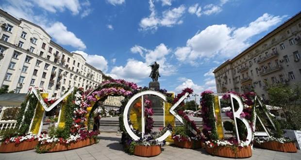 Благоустройство центра Москвы должно завершиться в 2017 году