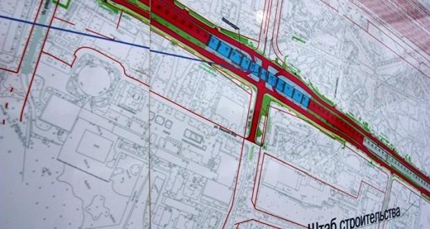 Разработка проектов реконструкции 10 участков МКАД начнется в 2017 г