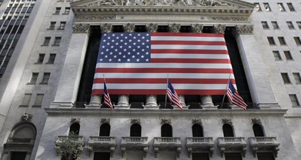 Биржи США растут на позитивных данных статистики по продажам новых домов в стране