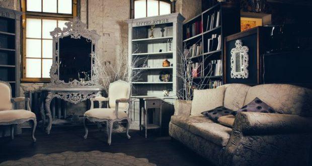 Будуар в интерьере современной квартиры