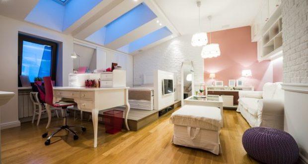 Оформление квартиры-студии: какой стиль выбрать?